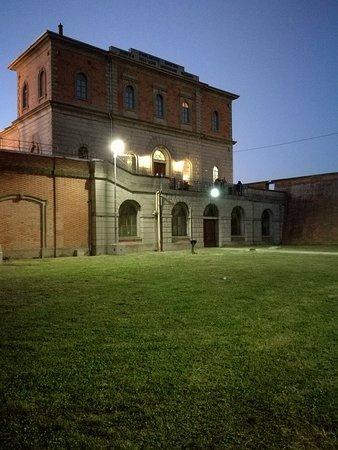Sermide, Italy: Struttura