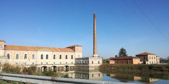 Sermide, Italy: Stabilimento