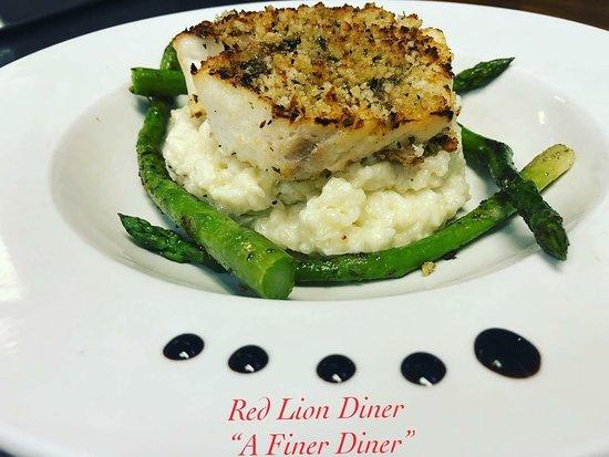 Southampton, Нью-Джерси: Distinctive Dinner Entress