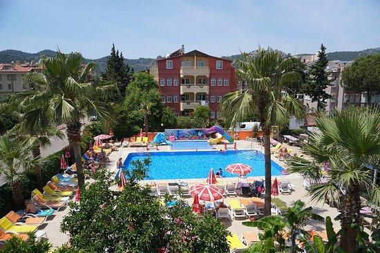 Sun Apartments Amutalan Turkey Review Of Marmaris