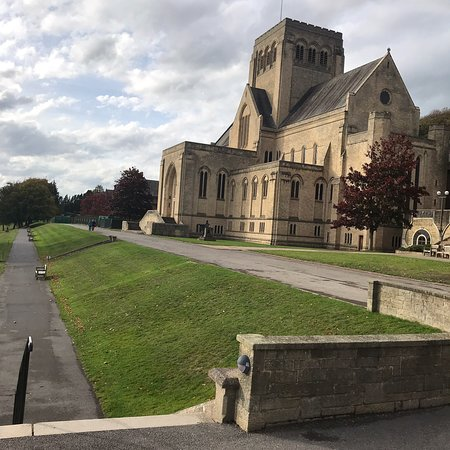 Ampleforth, UK: photo2.jpg
