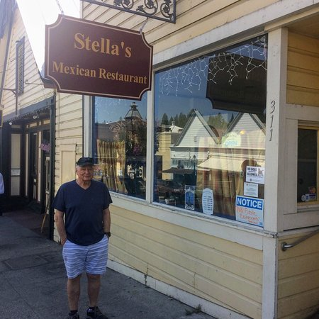 California City, Калифорния: Stella's Mexican Restaurant