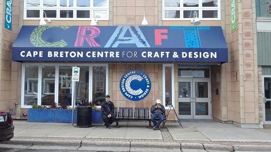 Cape Breton Centre for Craft and Design: 20181013_114058_large.jpg