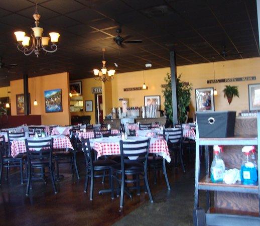 Vito's Italian Kitchen: Interior view