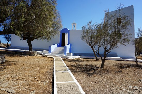 Church Agios Emilianos