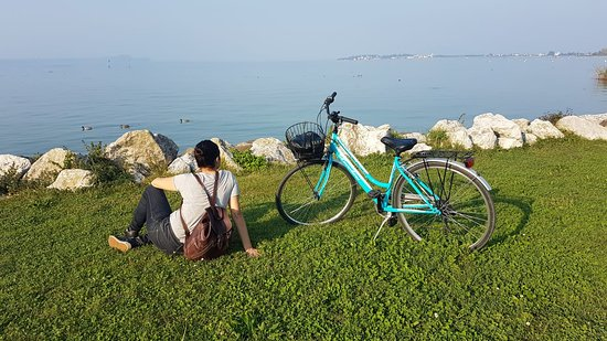Desenzano Del Garda, Italia: Io e la mia Zecchini
