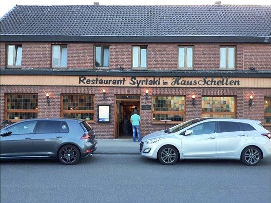 Korschenbroich, Duitsland: Syrtaki