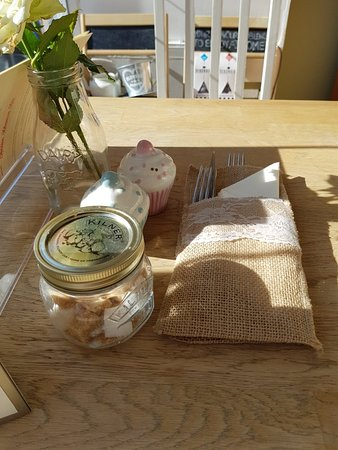 Borough Green, UK : Sweet Sensations Eats and Treats Ltd