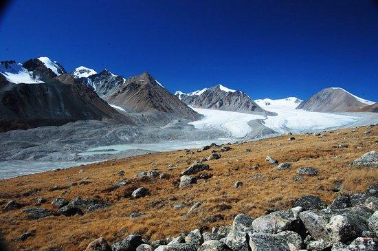 Bayan-Olgii Province, Mongoliet: Tavan Bogd NP