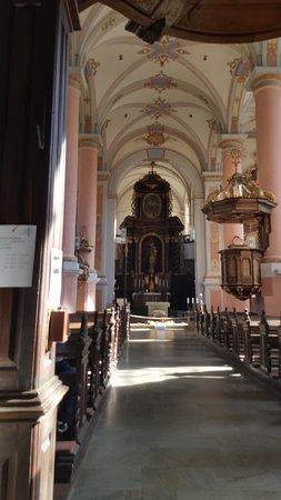 Beilstein, Germany: Kircheninneres