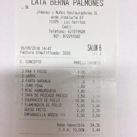Palmones, Испания: photo0.jpg