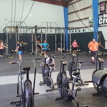 Los De La Isla CrossFit