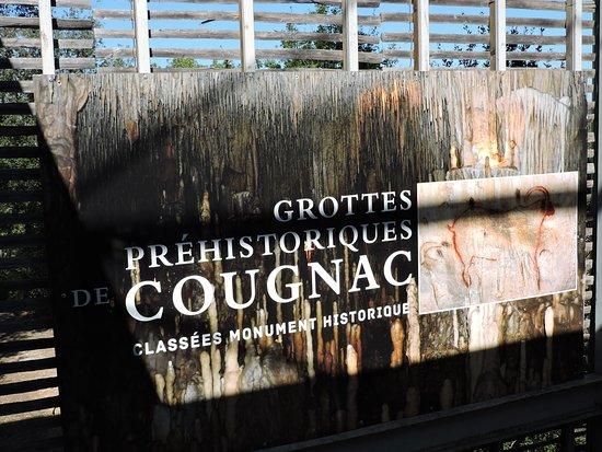 Payrignac, Frankrijk: ingang