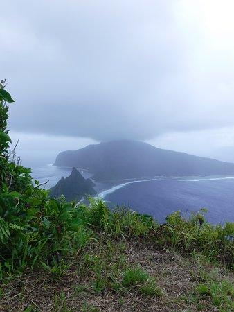 Ofu, Amerikanisch-Samoa: view from Tumu Mountain