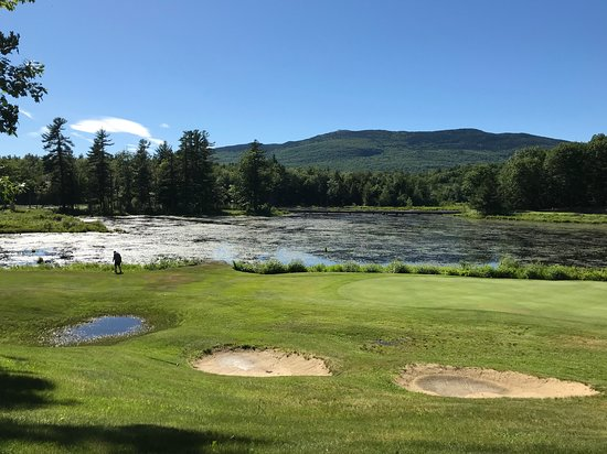 Jaffrey, NH: Back nine