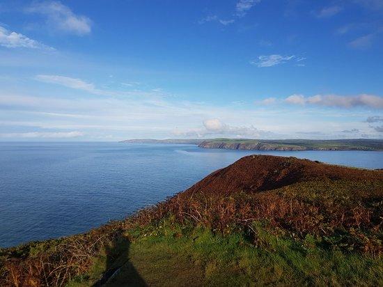 Dinas Head (Dinas Island)