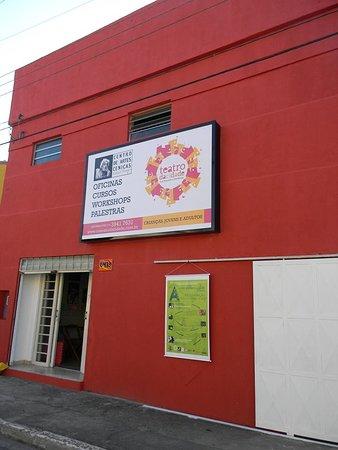 Centro de Artes Cenicas Walmor Chagas