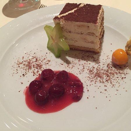 Neustadt in Sachsen, Germany: Unser Zimmer und leckeres Essen am Abend