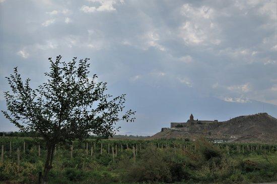 Lusarat, Armenia: khor 1