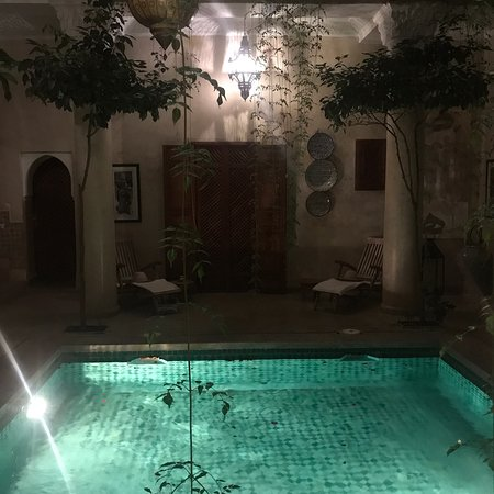 Angolo di relax nel cuore della Médina