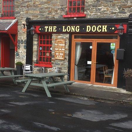 Carrigaholt, Ireland: The Long Dock