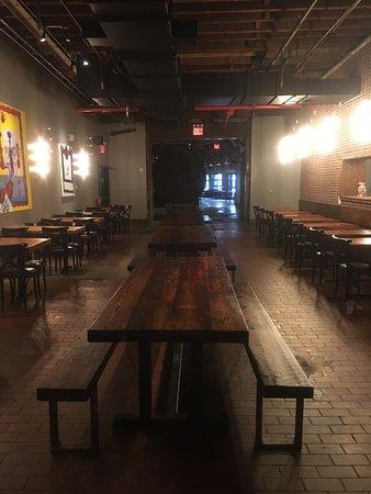 Brooklyn Cider House Rear Dining Room