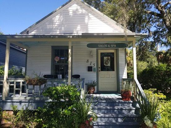 Fernandina Beach, Floride : 815 Beech Street