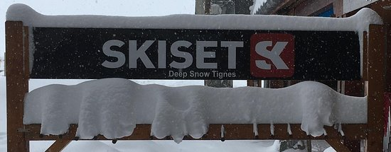 Deep Snow Tignes