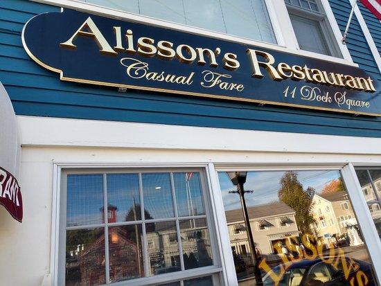 Alisson's Restaurant & Pub