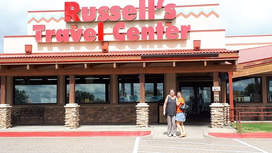 Glenrio, NM: Russells Travel Centre