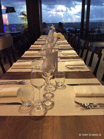 MM Lounge Restaurant: interno