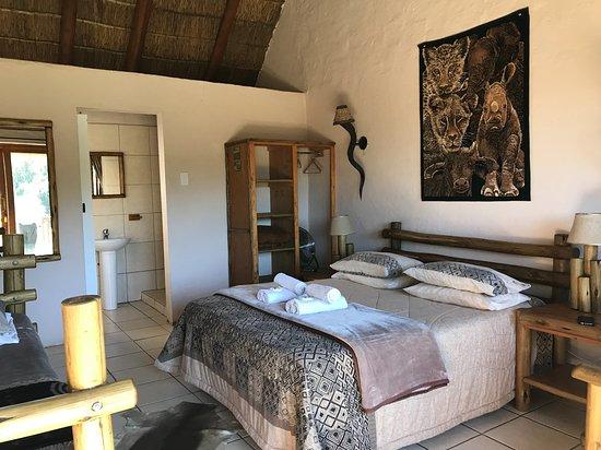 Komga, แอฟริกาใต้: Comfortable bedrooms