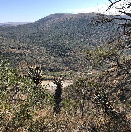 Komga, แอฟริกาใต้: The stunning landscape