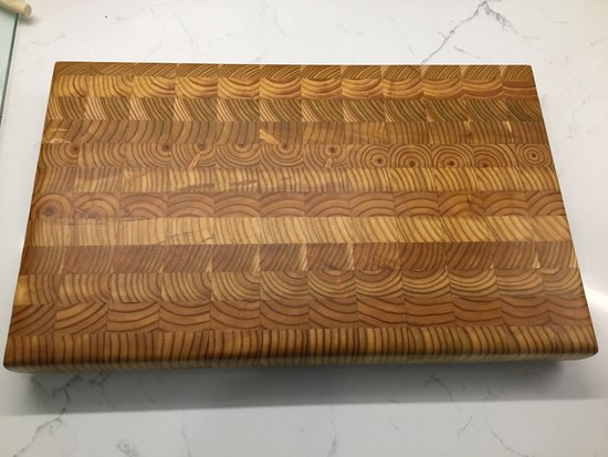 ‪‪Cape Breton Centre for Craft and Design‬: Larchwood Cutting Board‬