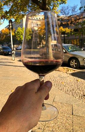 Der Rosso di Montepulciano ist gut trinkbar