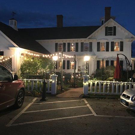 Center Harbor, New Hampshire: Osteria Poggio