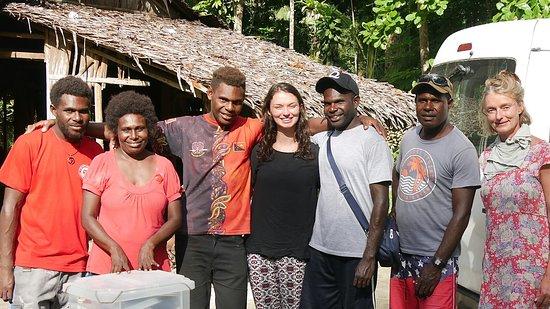 Kavieng, Papua New Guinea: Highway Pics