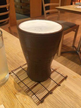 Sushi Yasuda: Beer!