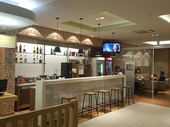 Ibis Itu: Bar Lounge