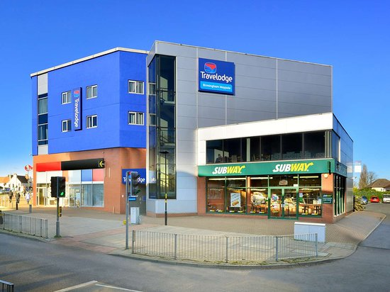 Travelodge Birmingham Maypole
