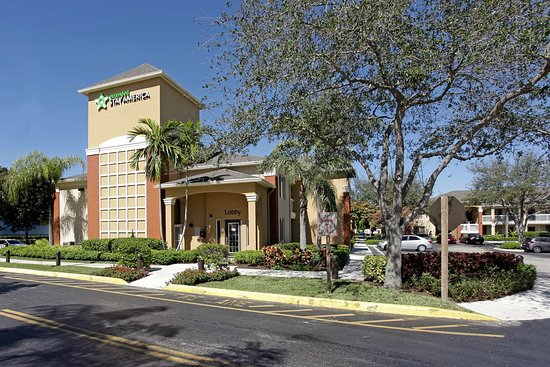 EXTENDED STAY AMERICA - FORT LAUDERDALE - TAMARAC $81
