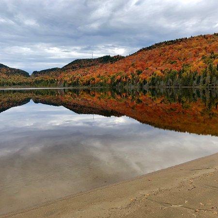Saint-Donat-de-Montcalm, Canada: October