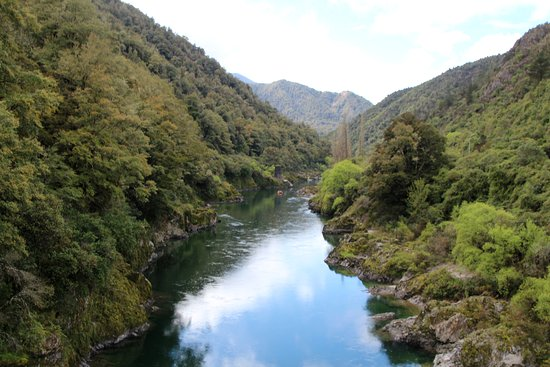 Ultimate Descents New Zealand - Day Tours: You can feel the serenity and its not Binnadoon!