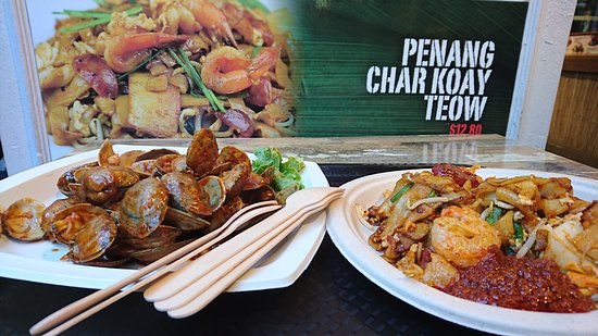 Spice Alley: Sambal pipis and char kway teow from Old Jim Kee