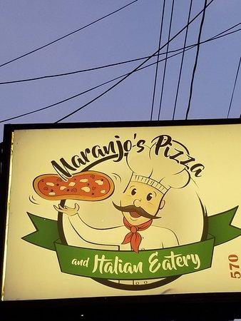 Wyoming, Pensilvania: Maranjo's Pizza