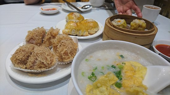 Cabramatta, Australië: Only some of the dishes