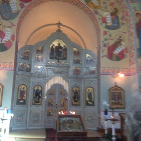 Église orthodoxe russe (San Basilio) : photo1.jpg