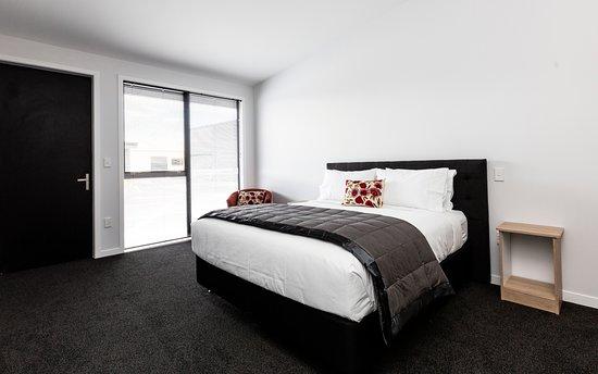 Levin, Nouvelle-Zélande : Spa Bath Suite