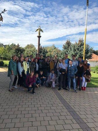 Nitra Region, سلوفاكيا: Добрый ангел