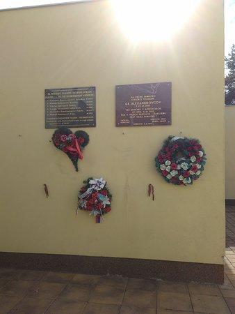 Nitra Region, سلوفاكيا: Здесь выступал ансамбль им.Александрова